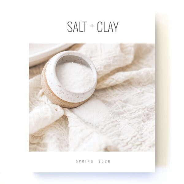 Salt+Clay Spring 2020 Issue