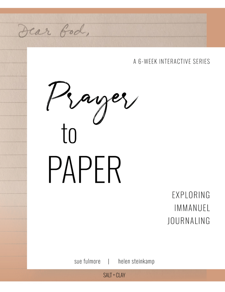 Prayer to Paper