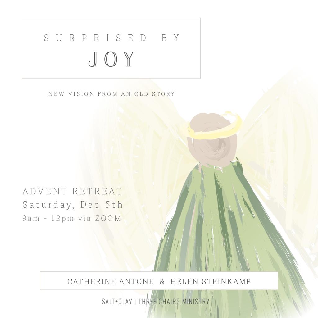 Surprised by Joy Advent Retreat