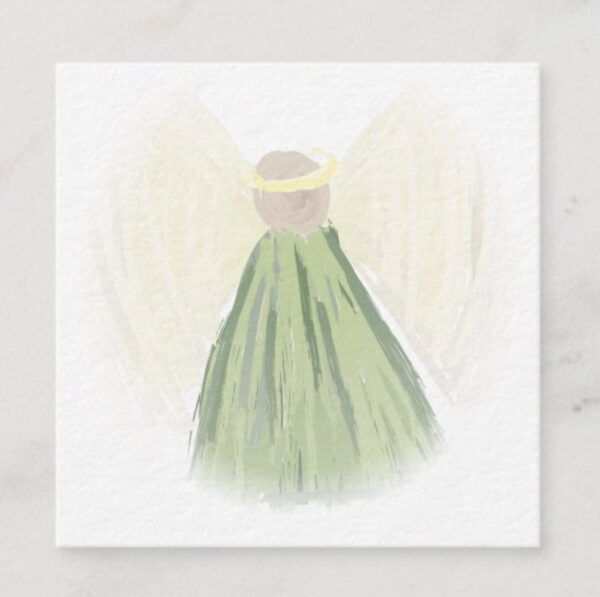 Advent Angel Front