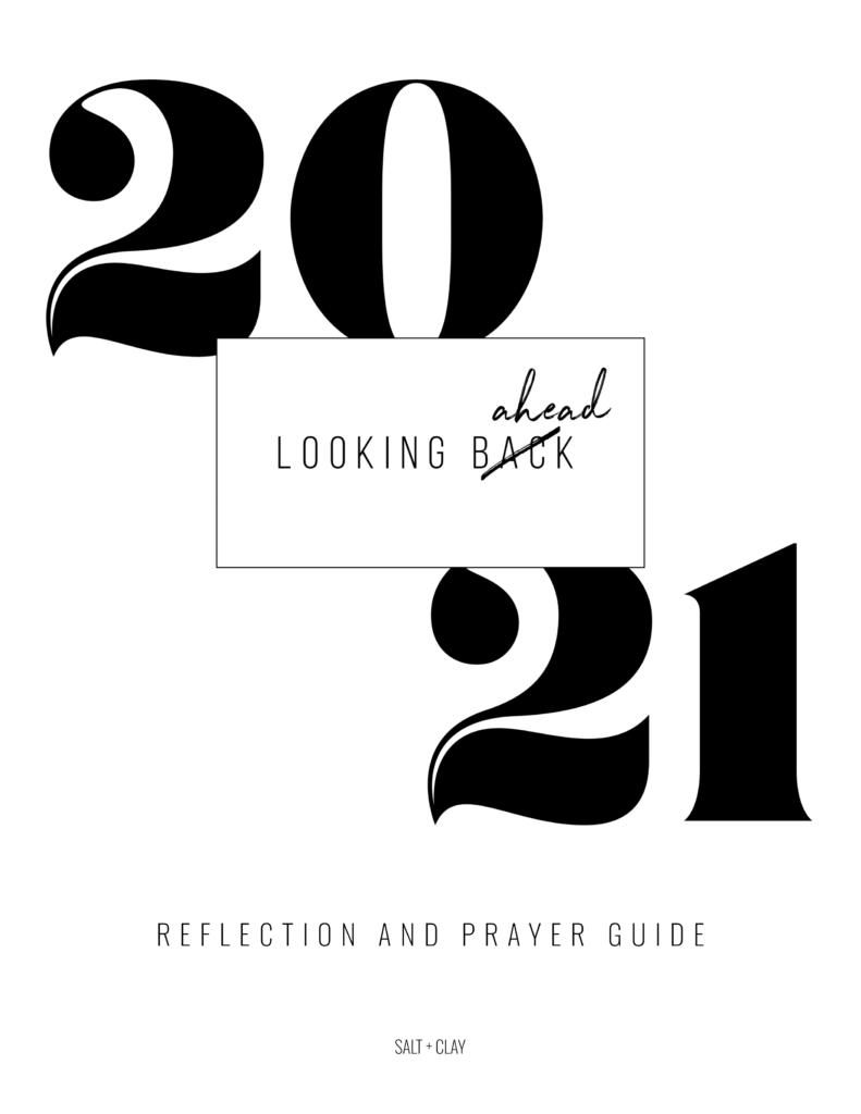 2020-2021 Reflection & Prayer Guide