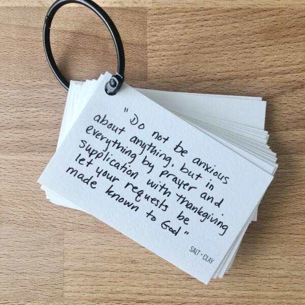 Verse Memory Card