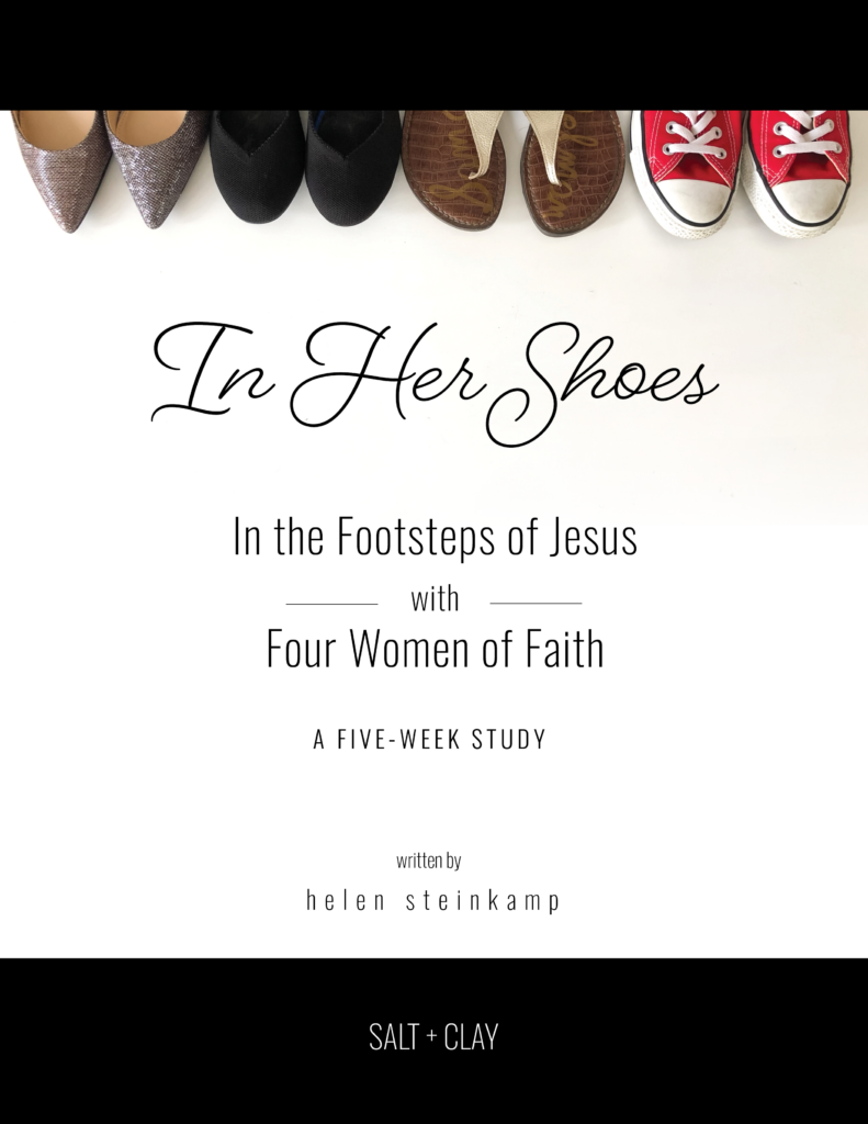In Her Shoes Women's Bible Study