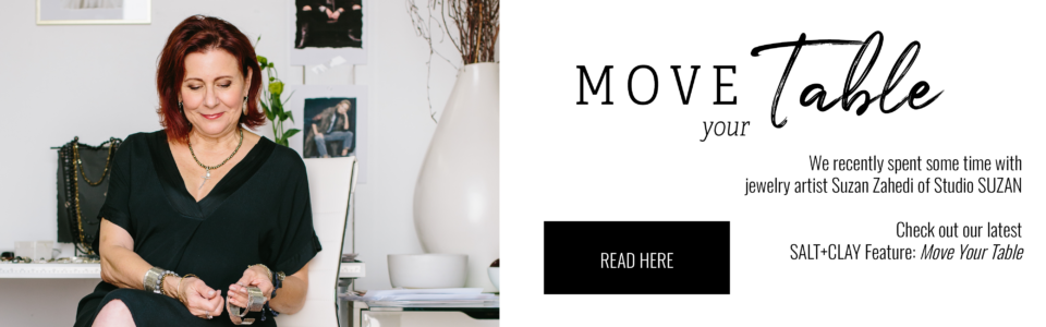 Move Your Table - Suzan Zahedi