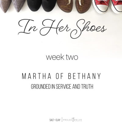 In Her Shoes – Martha