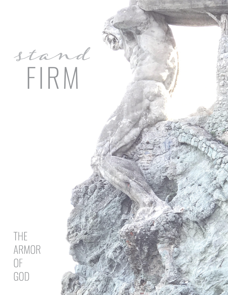 Stand Firm Women's Bible Study