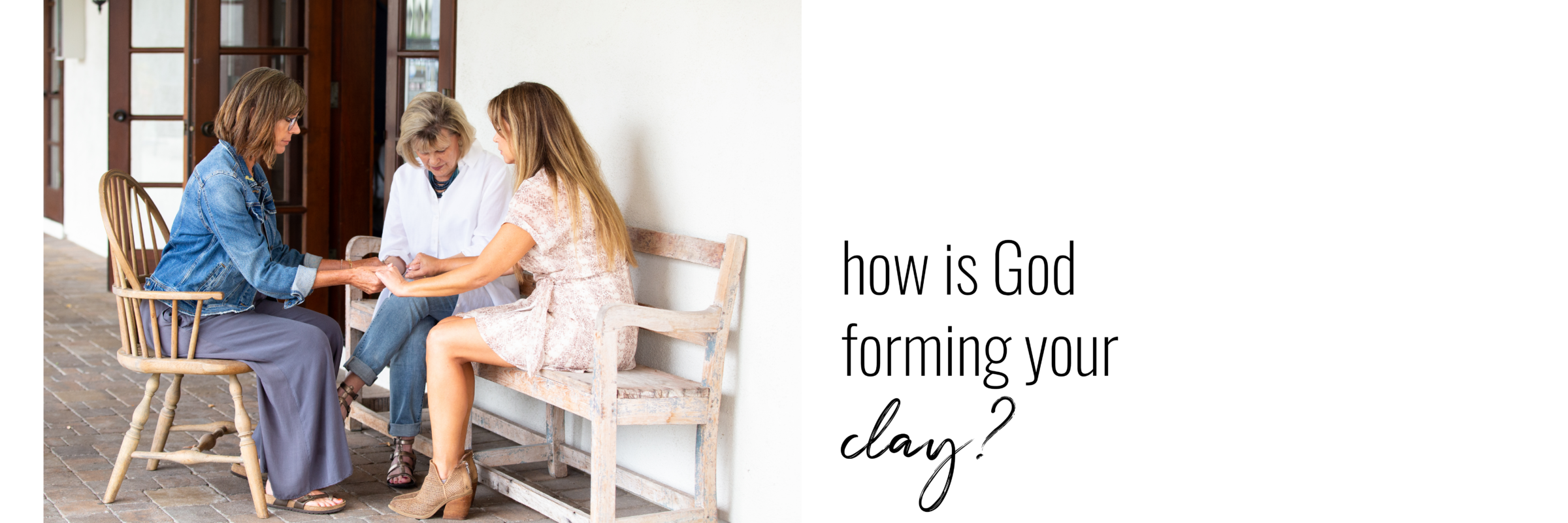 how is God forming your clay?